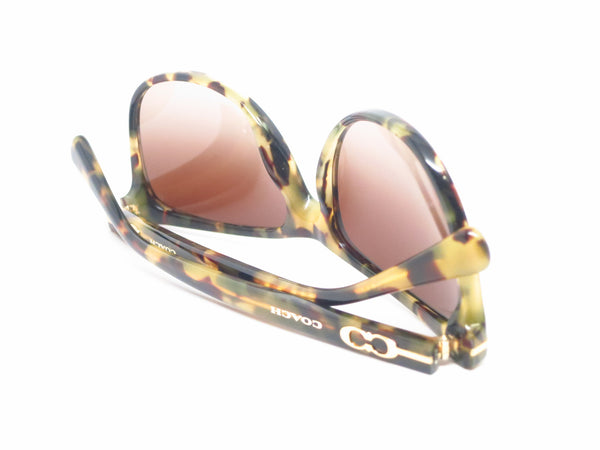 Coach HC 8117 Blakely 5093/13 Dark Vintage Tortoise Sunglasses - Eye Heart Shades - Coach - Sunglasses - 8