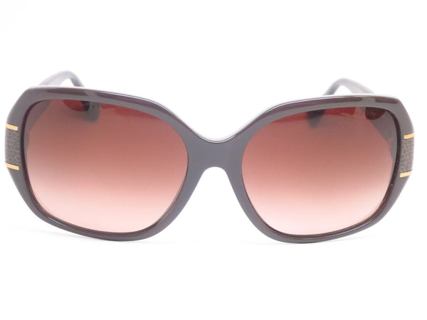 Coach HC 8119 Bryn 5256/13 Chocolate Sunglasses - Eye Heart Shades - Coach - Sunglasses - 2