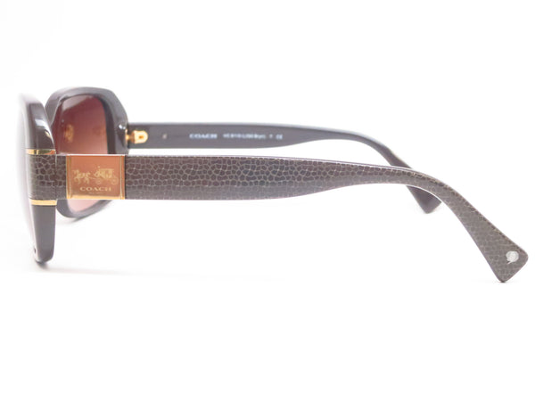 Coach HC 8119 Bryn 5256/13 Chocolate Sunglasses - Eye Heart Shades - Coach - Sunglasses - 3