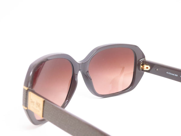Coach HC 8119 Bryn 5256/13 Chocolate Sunglasses - Eye Heart Shades - Coach - Sunglasses - 4