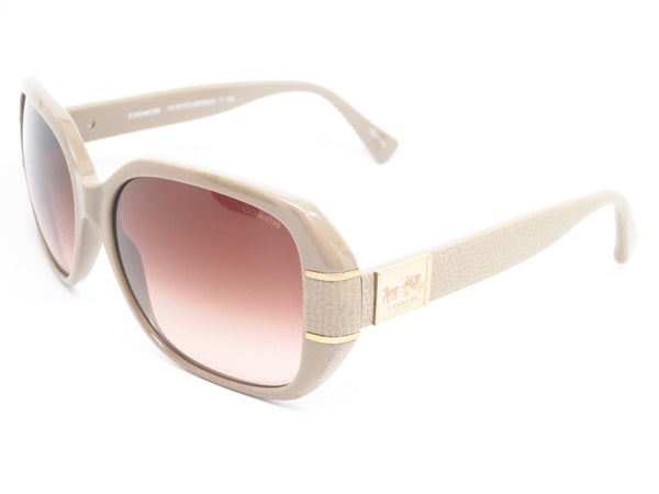 Coach HC 8119 Bryn 5257/13 Sepia Sunglasses - Eye Heart Shades - Coach - Sunglasses - 1