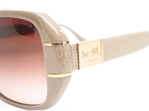 Coach HC 8119 Bryn 5257/13 Sepia Sunglasses - Eye Heart Shades - Coach - Sunglasses - 3