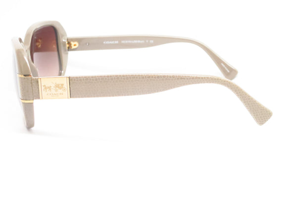 Coach HC 8119 Bryn 5257/13 Sepia Sunglasses - Eye Heart Shades - Coach - Sunglasses - 5