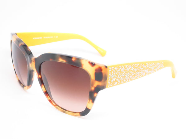 Coach HC 8139 5283/13 Tokyo Tortoise/Yellow Sunglasses - Eye Heart Shades - Coach - Sunglasses - 1