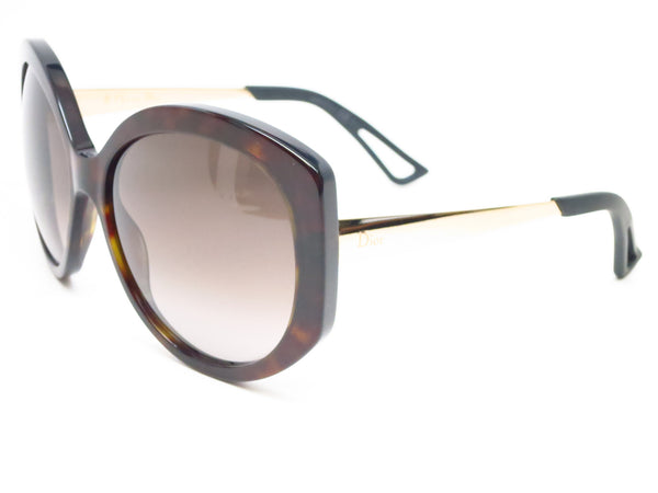 Dior Extase 1 QSHHA Olive Rose Gold Sunglasses - Eye Heart Shades - Dior - Sunglasses - 1