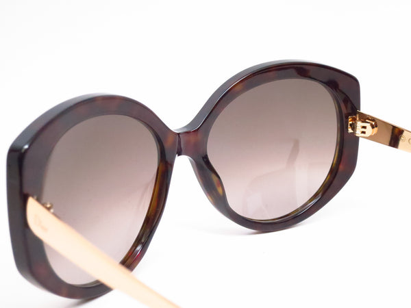 Dior Extase 1 QSHHA Olive Rose Gold Sunglasses - Eye Heart Shades - Dior - Sunglasses - 6