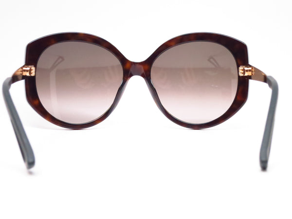 Dior Extase 1 QSHHA Olive Rose Gold Sunglasses - Eye Heart Shades - Dior - Sunglasses - 7