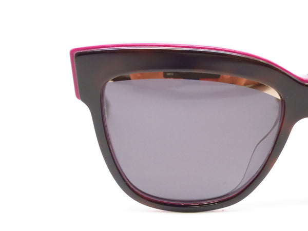 Dior Graphic 3C45S Havana Plum Pink Sunglasses - Eye Heart Shades - Dior - Sunglasses - 4
