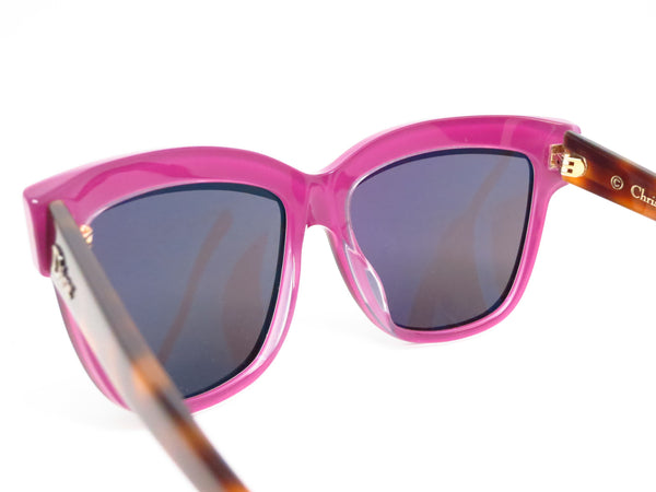 Dior Graphic 3C45S Havana Plum Pink Sunglasses - Eye Heart Shades - Dior - Sunglasses - 6