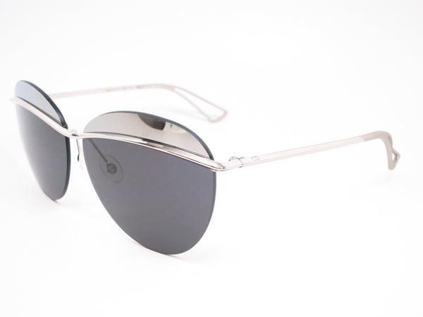 Dior Metallic 2 010KW Silver Sunglasses - Eye Heart Shades - Dior - Sunglasses - 1