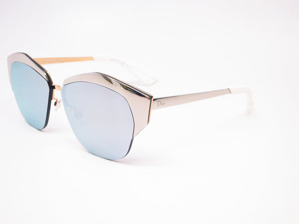 Dior Mirrored D4WDC Palladium Rose Gold Sunglasses - Eye Heart Shades - Dior - Sunglasses - 1