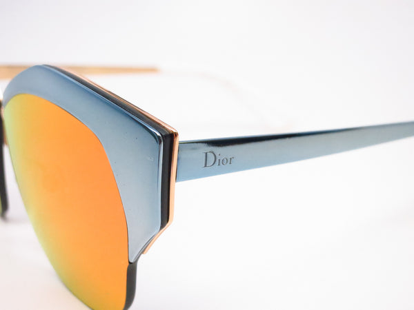 Dior Mirrored I29U7 Violet Rose Gold Sunglasses - Eye Heart Shades - Dior - Sunglasses - 3