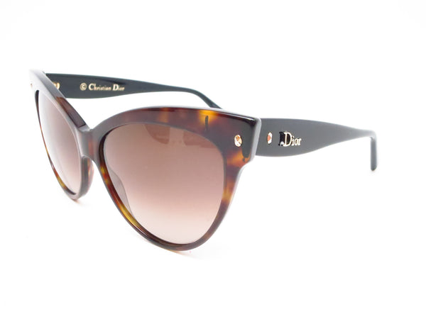 Dior Mohotani TRDHA Dark Havana Black Sunglasses - Eye Heart Shades - Dior - Sunglasses - 1