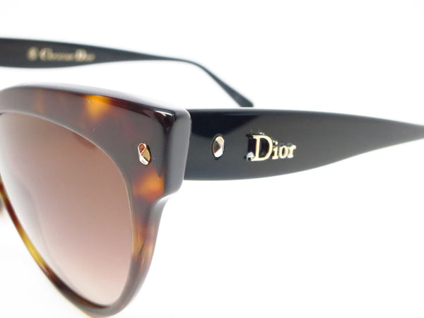 Dior Mohotani TRDHA Dark Havana Black Sunglasses - Eye Heart Shades - Dior - Sunglasses - 3