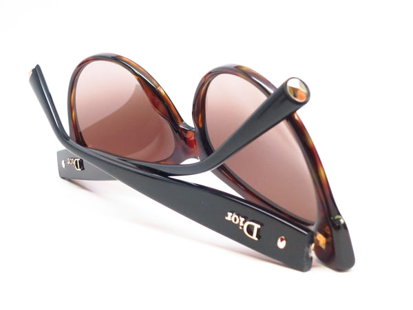 Dior Mohotani TRDHA Dark Havana Black Sunglasses - Eye Heart Shades - Dior - Sunglasses - 8