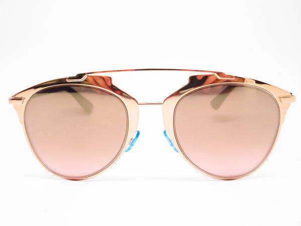 Dior Reflected 3210R Copper Gold Blue Sunglasses - Eye Heart Shades - Dior - Sunglasses - 2