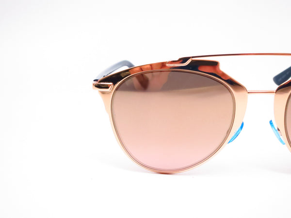 Dior Reflected 3210R Copper Gold Blue Sunglasses - Eye Heart Shades - Dior - Sunglasses - 4