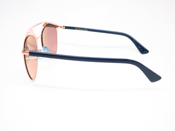 Dior Reflected 3210R Copper Gold Blue Sunglasses - Eye Heart Shades - Dior - Sunglasses - 5