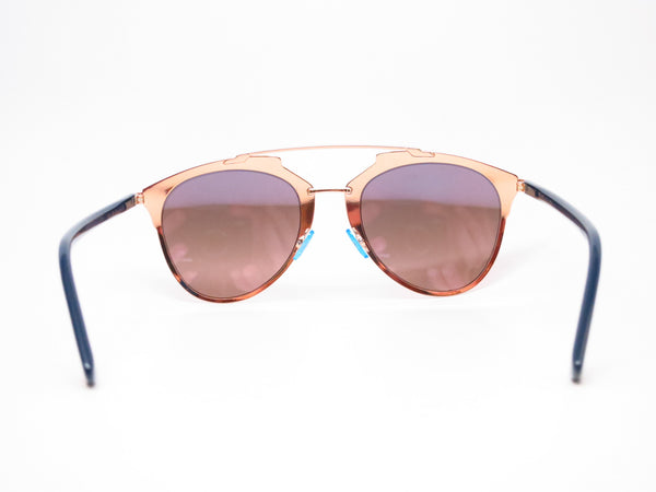Dior Reflected 3210R Copper Gold Blue Sunglasses - Eye Heart Shades - Dior - Sunglasses - 7