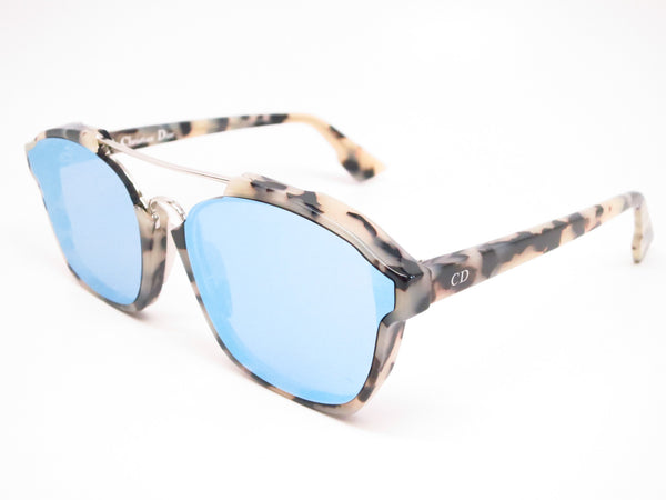 Dior Abstract A4EA4 Beige/Black Havana Sunglasses - Eye Heart Shades - Dior - Sunglasses - 1