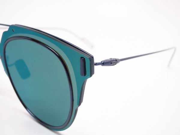 Dior Composit 1.0 A2JAF Blue Lucido Sunglasses - Eye Heart Shades - Dior - Sunglasses - 3