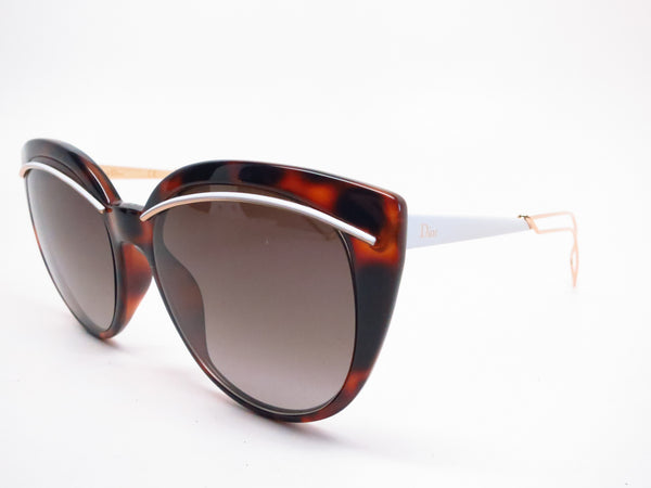 Dior Liner UGMHA Havana Rose Gold Sunglasses - Eye Heart Shades - Dior - Sunglasses - 1