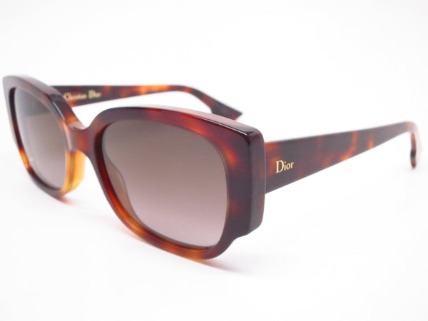 Dior Night 2 05LHA Havana Sunglasses - Eye Heart Shades - Dior - Sunglasses - 1