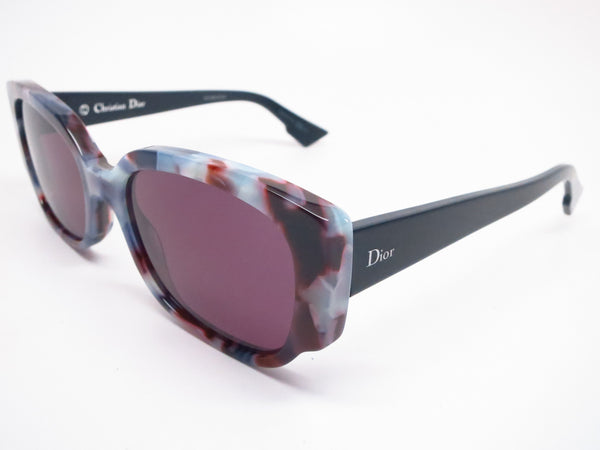 Dior Night 2 RJAC6 Havana Light Blue Sunglasses - Eye Heart Shades - Dior - Sunglasses - 1