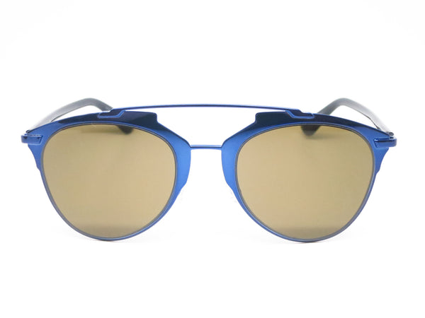 Dior Reflected M2XA6 Blue Black Sunglasses - Eye Heart Shades - Dior - Sunglasses - 2