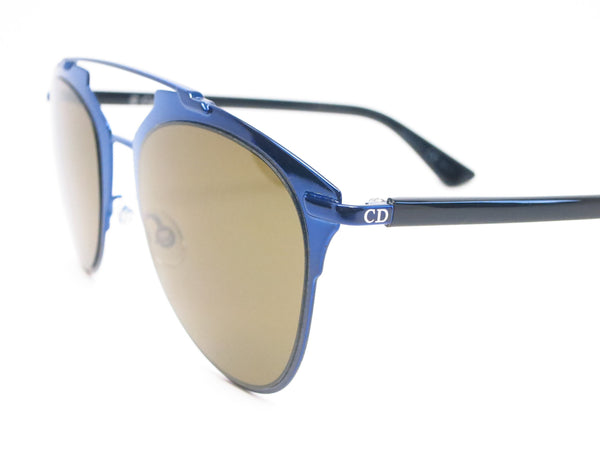 Dior Reflected M2XA6 Blue Black Sunglasses - Eye Heart Shades - Dior - Sunglasses - 5