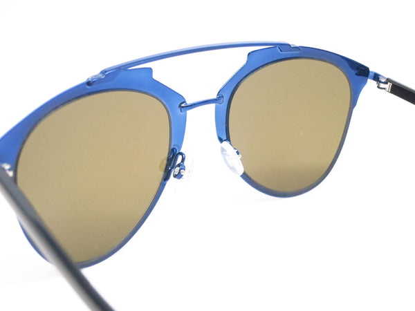 Dior Reflected M2XA6 Blue Black Sunglasses - Eye Heart Shades - Dior - Sunglasses - 6