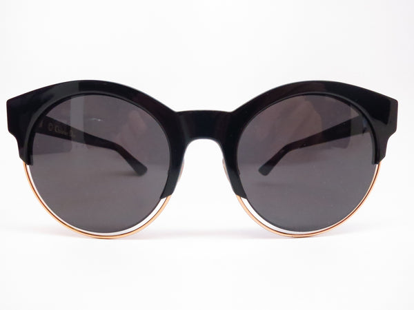 Dior Sideral 1 J63Y1 Black Rose Gold Sunglasses - Eye Heart Shades - Dior - Sunglasses - 2