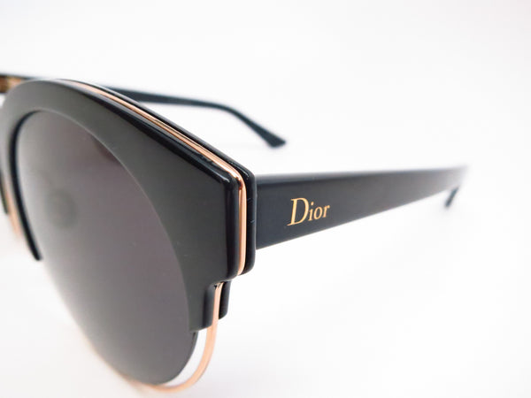 Dior Sideral 1 J63Y1 Black Rose Gold Sunglasses - Eye Heart Shades - Dior - Sunglasses - 3