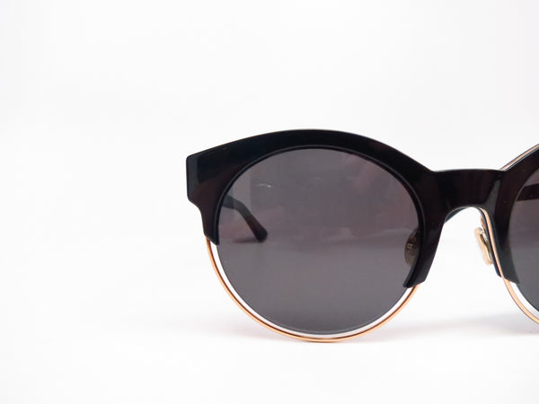 Dior Sideral 1 J63Y1 Black Rose Gold Sunglasses - Eye Heart Shades - Dior - Sunglasses - 4