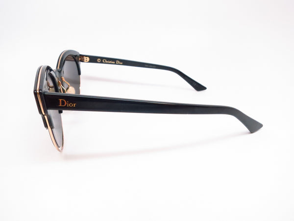 Dior Sideral 1 J63Y1 Black Rose Gold Sunglasses - Eye Heart Shades - Dior - Sunglasses - 5