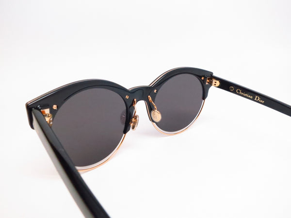 Dior Sideral 1 J63Y1 Black Rose Gold Sunglasses - Eye Heart Shades - Dior - Sunglasses - 6