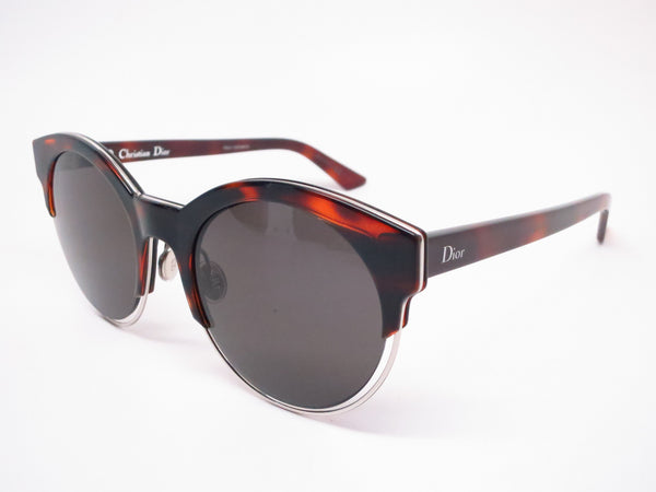 Dior Sideral 1 J6ANR Havana Palladium Sunglasses - Eye Heart Shades - Dior - Sunglasses - 1