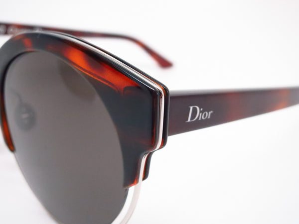 Dior Sideral 1 J6ANR Havana Palladium Sunglasses - Eye Heart Shades - Dior - Sunglasses - 3