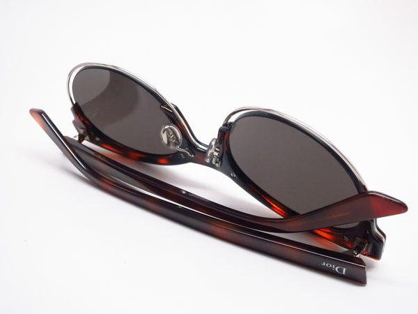 Dior Sideral 1 J6ANR Havana Palladium Sunglasses - Eye Heart Shades - Dior - Sunglasses - 8