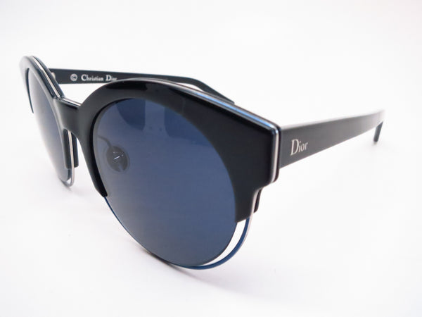 Dior Sideral 1 RLTKU Black Blue Sunglasses - Eye Heart Shades - Dior - Sunglasses - 1