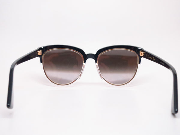 Dior Sight 1 K4X96 Black Crystal Black Sunglasses - Eye Heart Shades - Dior - Sunglasses - 7
