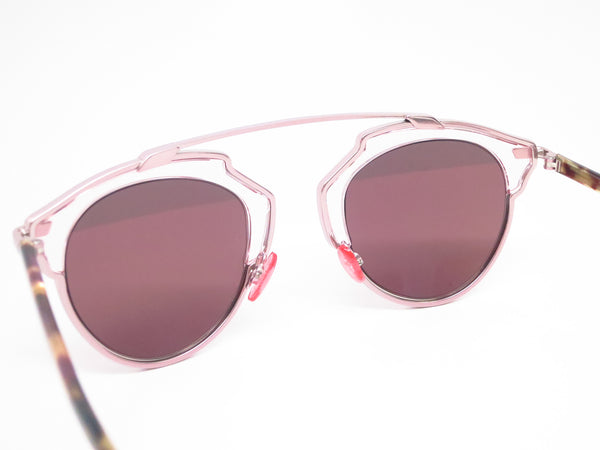 Dior So Real KM98R Light Pink Sunglasses - Eye Heart Shades - Dior - Sunglasses - 10