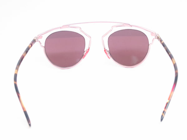 Dior So Real KM98R Light Pink Sunglasses - Eye Heart Shades - Dior - Sunglasses - 11