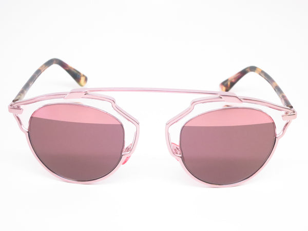 Dior So Real KM98R Light Pink Sunglasses - Eye Heart Shades - Dior - Sunglasses - 2