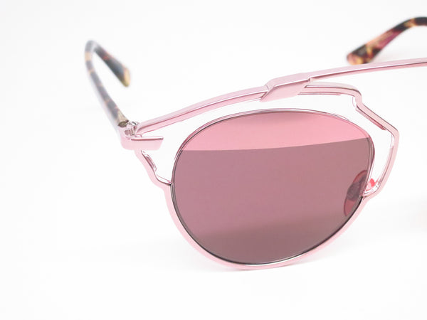 Dior So Real KM98R Light Pink Sunglasses - Eye Heart Shades - Dior - Sunglasses - 3