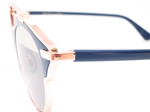 Dior So Real U5WZJ Blue with Rose Gold Sunglasses - Eye Heart Shades - Dior - Sunglasses - 4