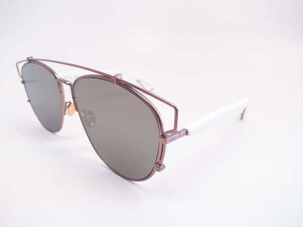 Dior Technologic TVG0T Pink White Sunglasses - Eye Heart Shades - Dior - Sunglasses - 1
