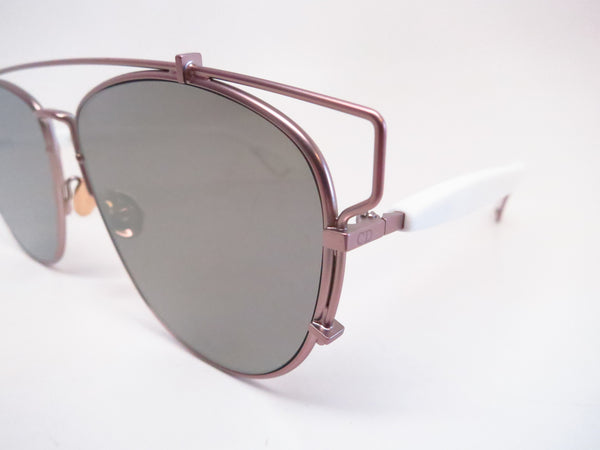 Dior Technologic TVG0T Pink White Sunglasses - Eye Heart Shades - Dior - Sunglasses - 3