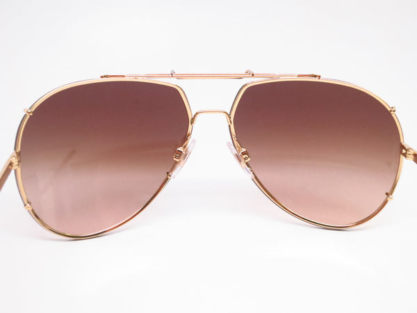 Dolce & Gabbana DG 2075 034/13 Gold Sunglasses - Eye Heart Shades - Dolce & Gabbana - 7