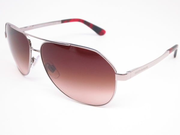 Dolce & Gabbana DG 2144 1252/13 Pewter Sunglasses - Eye Heart Shades - Dolce & Gabbana - Sunglasses - 1